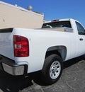 chevrolet silverado 1500 2011 summit white work truck gasoline 2 wheel drive 32086