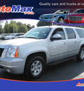 gmc yukon xl 2011 silver suv sle 1500 flex fuel 8 cylinders 2 wheel drive automatic 34474