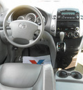 toyota sienna 2006 gray van ce 8 passenger gasoline 6 cylinders front wheel drive automatic 34474