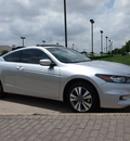 honda accord 2011 silver coupe ex gasoline 4 cylinders front wheel drive automatic 76018