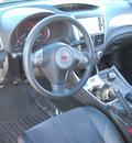 subaru impreza wrx 2008 red wagon sti gasoline 4 cylinders all whee drive standard 79925