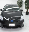 toyota prius 2010 black hybrid 4 cylinders front wheel drive automatic 91731