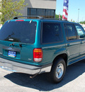 ford explorer 1998 green suv xlt gasoline v6 4 wheel drive automatic with overdrive 67210
