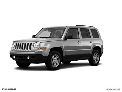 jeep patriot 2012 suv gasoline 4 cylinders 2 wheel drive not specified 33912