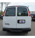chevrolet express cargo 2011 white van 2500 flex fuel 8 cylinders rear wheel drive automatic 07507
