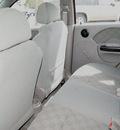 chevrolet aveo 2005 orange hatchback ls gasoline 4 cylinders front wheel drive automatic 80905