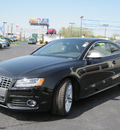 audi s5 2012 black coupe 4 2 quattro premium plus gasoline 8 cylinders all whee drive 6 speed tiptronic 46410