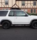 ford explorer 1998 bright white suv sport 2 dr 4x4 auto gasoline v6 4 wheel drive automatic 80012