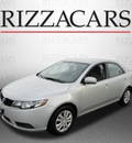 kia forte 2010 silver sedan ex gasoline 4 cylinders front wheel drive automatic with overdrive 60546