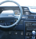 toyota camry 1991 blue sedan deluxe gasoline 4 cylinders front wheel drive 5 speed manual 80229