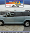 chrysler town country 2010 lt  blue van lx flex fuel 6 cylinders front wheel drive automatic 60443