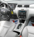chevrolet impala 2008 silver sedan ltz flex fuel 6 cylinders front wheel drive automatic 34474