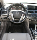 honda accord 2008 gray sedan gasoline 4 cylinders front wheel drive automatic 76087
