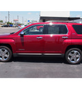 gmc terrain 2012 red suv sle 2 flex fuel 4 cylinders front wheel drive automatic 32086