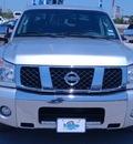 nissan titan 2006 sterling gray metallic pickup truck se ffv flex fuel 8 cylinders rear wheel drive automatic 77388