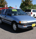 honda civic 1990 blue wagon gasoline 4 cylinders 4 wheel drive 5 speed manual 80229