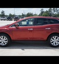 mazda cx 7 2007 red suv sport gasoline 4 cylinders automatic 77388