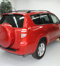 toyota rav4 2009 red suv limited gasoline 6 cylinders 2 wheel drive automatic 91731