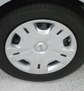 nissan versa 2010 silver hatchback 1 8 s gasoline 4 cylinders front wheel drive automatic 91731