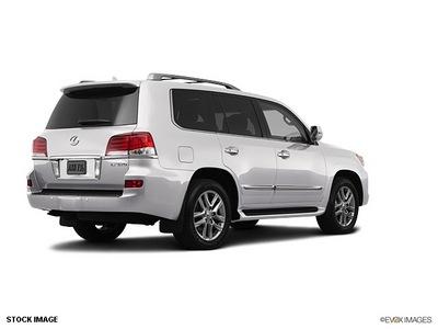 lexus lx 570 2013 suv gasoline 8 cylinders 4 wheel drive 6 speed automatic 07755