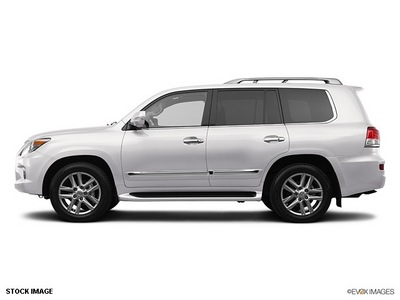 lexus lx 570 2013 suv gasoline 8 cylinders 4 wheel drive 6 speed automatic 07755