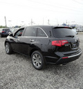 acura mdx 2012 black suv advance awd gasoline 6 cylinders all whee drive automatic with overdrive 60462