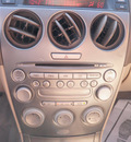 mazda mazda6 2004 red sedan s gasoline 6 cylinders dohc front wheel drive automatic 28217