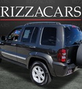 jeep liberty 2006 green suv limited 4x4 gasoline 6 cylinders 4 wheel drive automatic with overdrive 60546