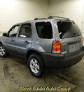 ford escape 2007 gray suv xlt gasoline 6 cylinders all whee drive automatic 14304