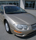 chrysler 300m 1999 champagne pearl clearcoat sedan gasoline 6 cylinders front wheel drive automatic 46219