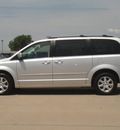chrysler town country 2008 silver van touring gasoline 6 cylinders front wheel drive automatic 62034