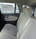 ford edge 2013 red sel gasoline 6 cylinders front wheel drive automatic with overdrive 60546