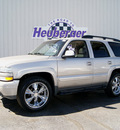 chevrolet tahoe 2004 silver birch suv z71 flex fuel 8 cylinders 4 wheel drive automatic 80905