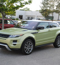 range rover evoque coupe 2012 lt  green suv dynamic gasoline 4 cylinders all whee drive shiftable automatic 27511