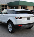 range rover evoque coupe 2012 white suv pure gasoline 4 cylinders all whee drive shiftable automatic 27511