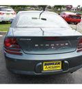 dodge stratus 2003 onyx green sedan sxt gasoline 4 cylinders dohc front wheel drive automatic 07724
