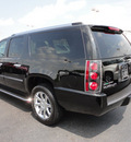gmc yukon xl 2012 black suv denali flex fuel 8 cylinders all whee drive automatic 45036