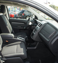 dodge journey 2010 silver suv sxt gasoline 6 cylinders front wheel drive automatic 33021