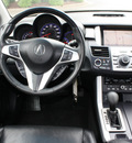 acura rdx 2009 dk  gray suv w tech gasoline 4 cylinders all whee drive automatic 27616