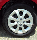 kia rio 2013 signal red hatchback lx gasoline 4 cylinders front wheel drive automatic 32901