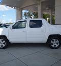 honda ridgeline 2012 white rtl gasoline 6 cylinders 4 wheel drive automatic 28557