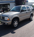 oldsmobile bravada 2000 lt  brown suv gasoline v6 all whee drive automatic 27591