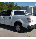 ford f 150 2011 white xl flex fuel 6 cylinders 2 wheel drive automatic with overdrive 77037