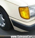 mercedes benz 300 class 1989 beige coupe 300ce gasoline 6 cylinders rear wheel drive automatic 33912