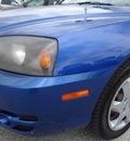 hyundai elantra 2004 beige sedan gls gasoline 4 cylinders front wheel drive 77388