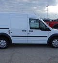 ford transit connect 2012 white van cargo van xlt gasoline 4 cylinders front wheel drive 4 speed automatic 77388