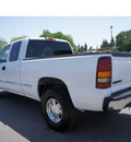 gmc sierra 1500 1999 white sle gasoline v8 4 wheel drive automatic 95678