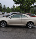 chrysler sebring 2008 gold limited gasoline 6 cylinders front wheel drive automatic 27511