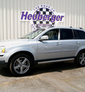 volvo xc90 2010 electric silver suv 3 2 r design gasoline 6 cylinders all whee drive automatic 80905