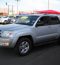 toyota 4runner 2004 silver suv gasoline 6 cylinders rear wheel drive automatic 79925